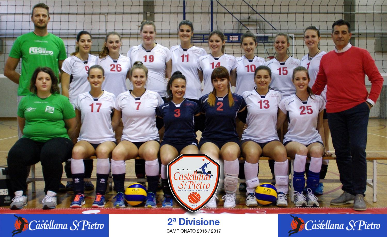 Castellana S.Pietro - 2ª Divisione Femminile
