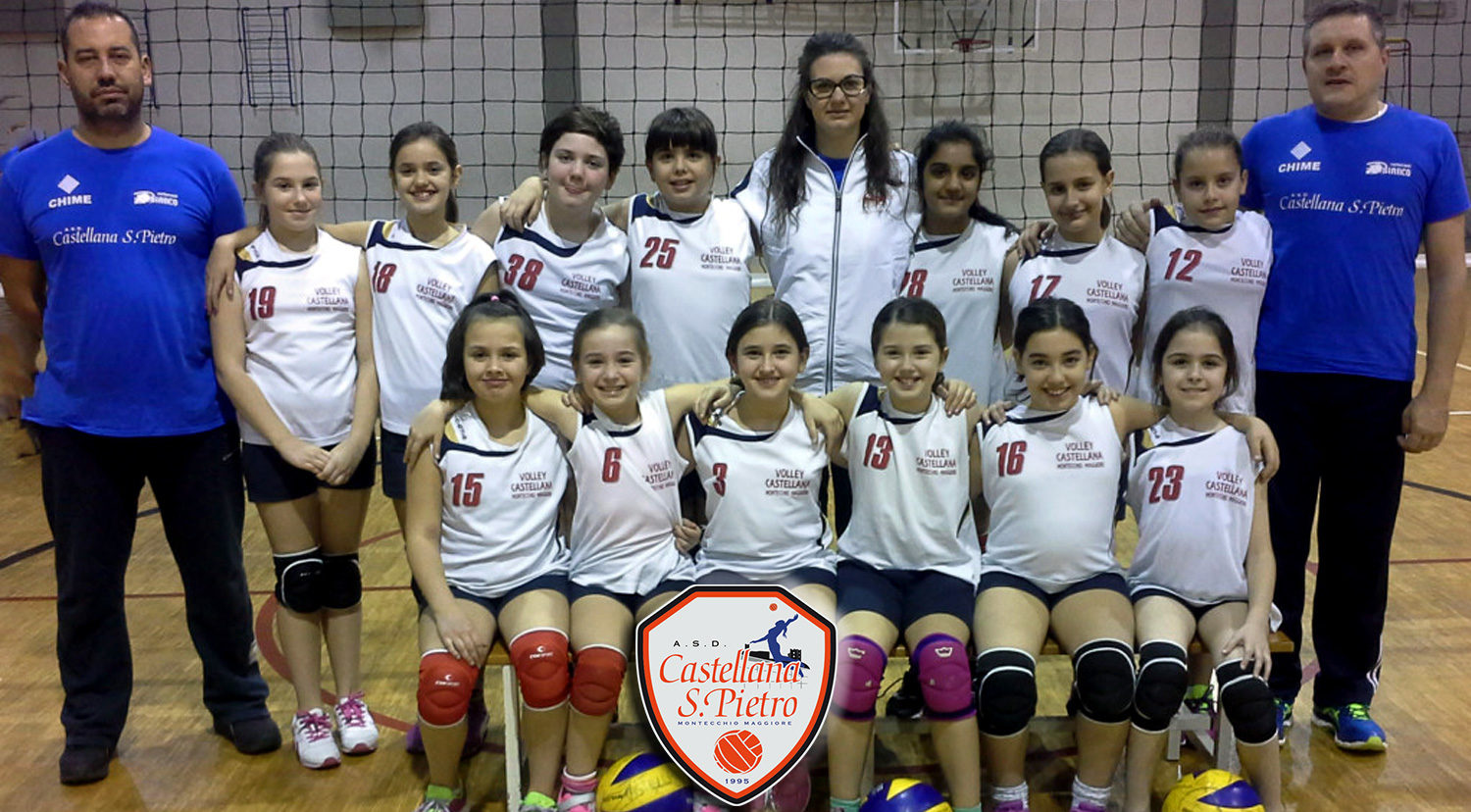 Volley Castellana S.Pietro - Under 12 Silver Femminile