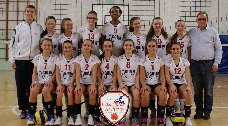 Volley Castellana S.Pietro - Under 13 Femminile