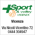 Sport & Volley a VICENZA
